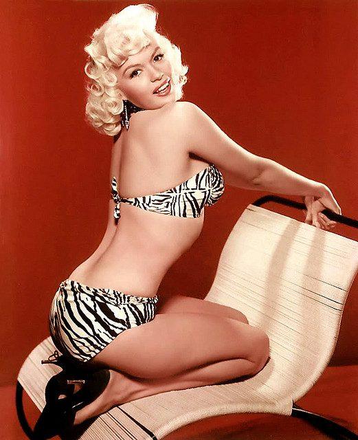 Jayne Mansfield war in den 50s ein bekanntes Sexsymbol-(C) Flickr.com