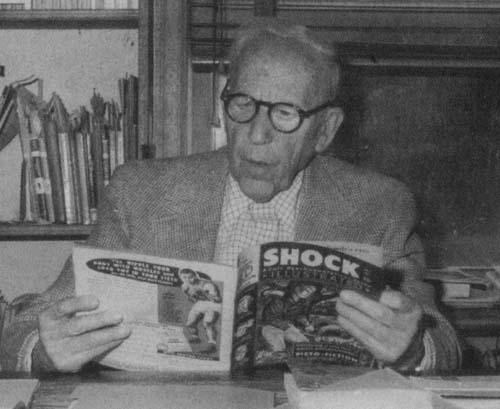 Frederic Wertham (c) wikimedia.org