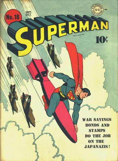 DC Comic Superman no18