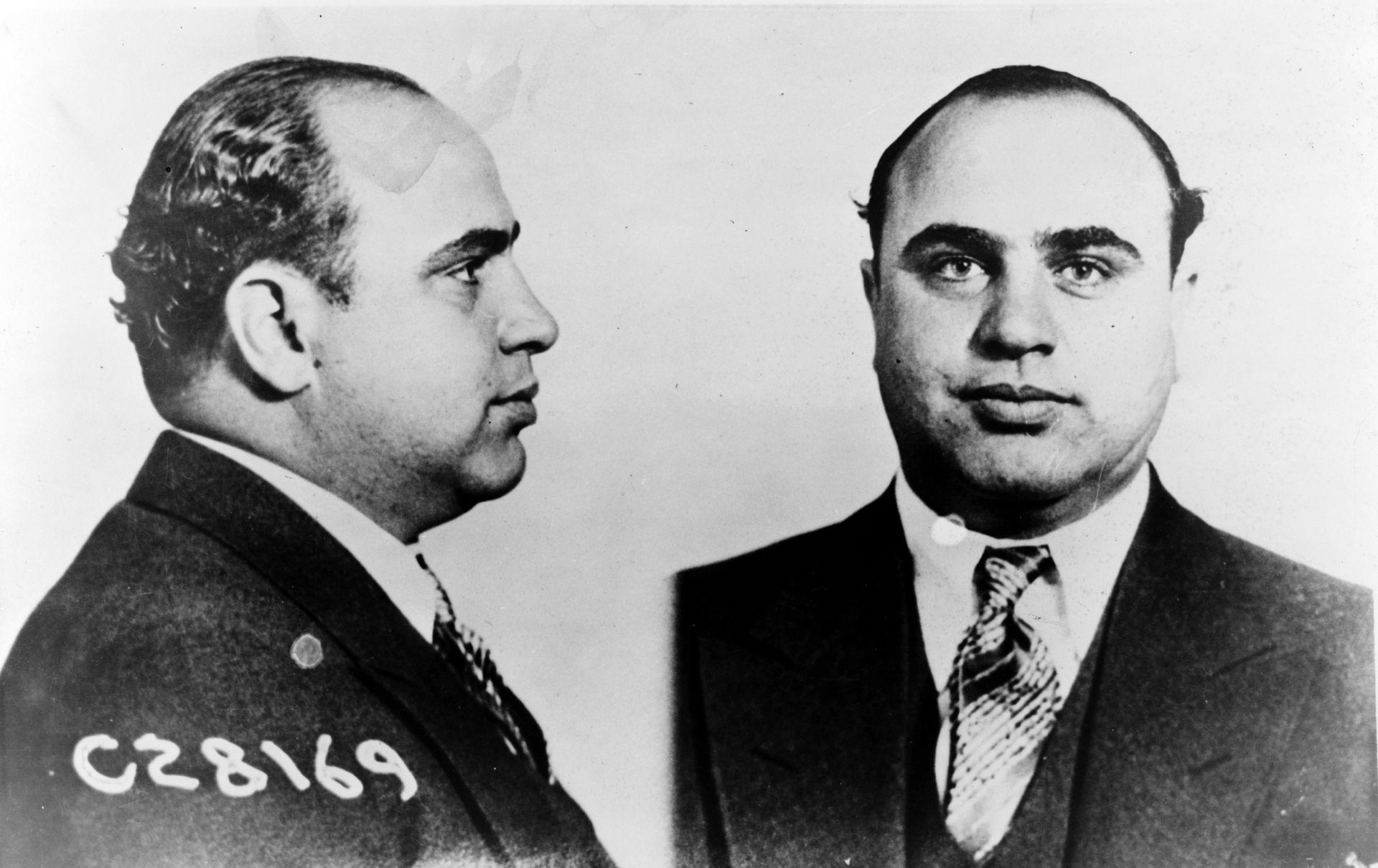 Al Capone kommt ins Gefängnis (c) wikimedia.org