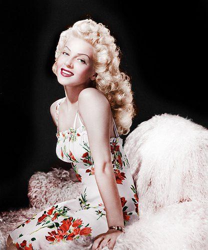Lana Turner war ein berühmter US-amerikanische Filmstar-(C) flickr.com