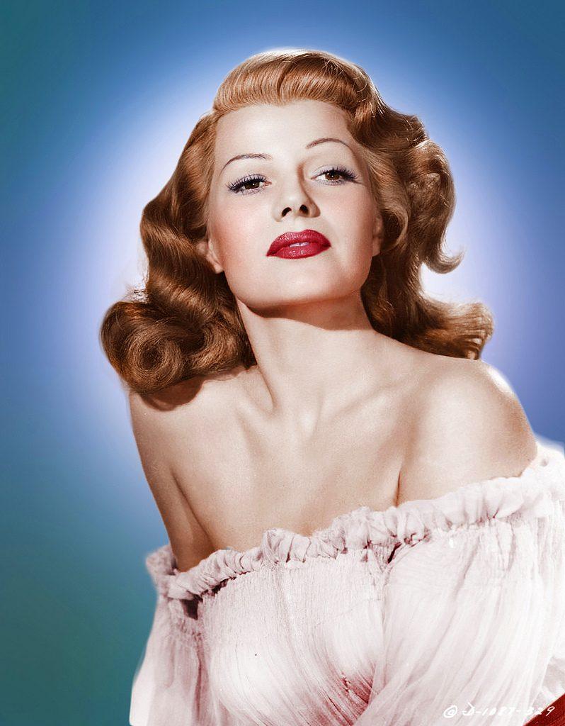 Rita Hayworth hatte ihre größten Erfolge in den 40er Jahren-(C) flickr.com