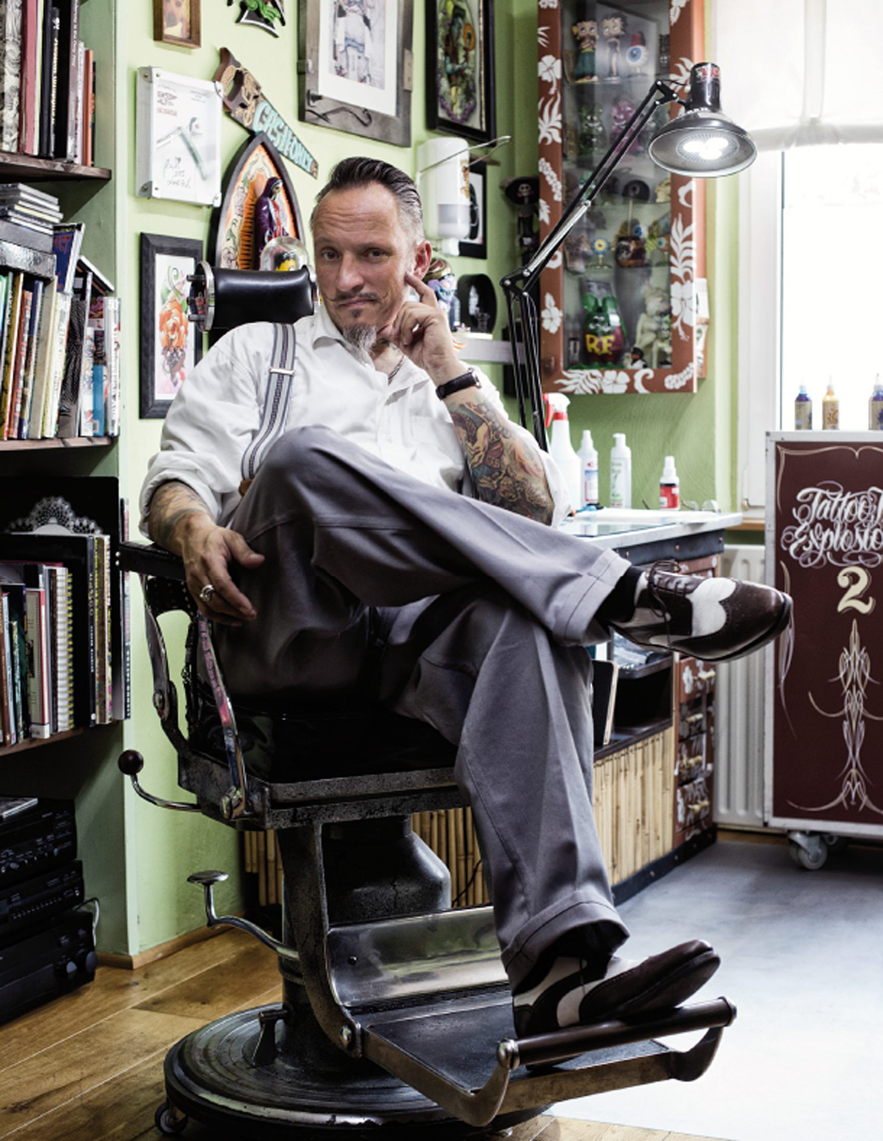 (c) Andy Schmidt - Body Electric Tattoostudio