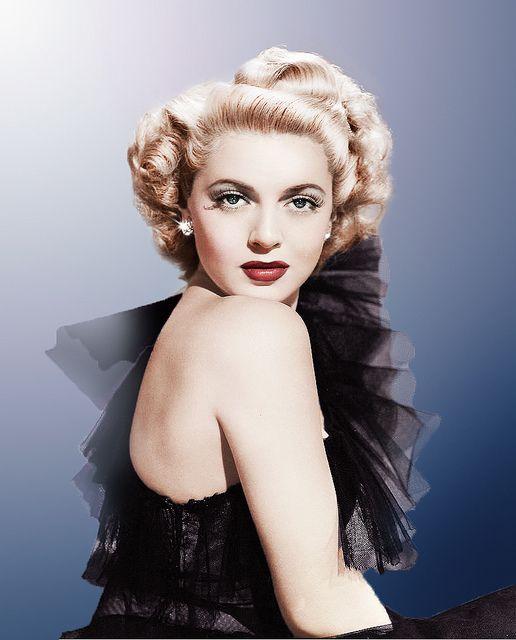Lana Turner war im Zweiten Weltkrieg ein berühmtes Pin Up-Girl-(C) flickr.com