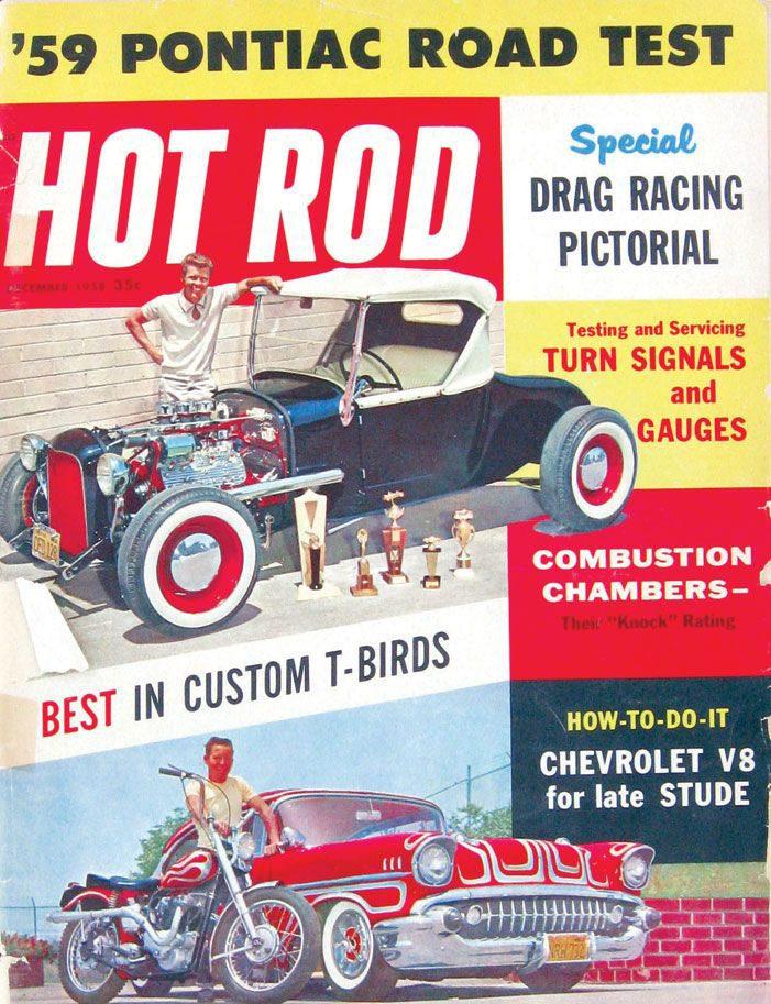 Hot Rod Magazine 1959
