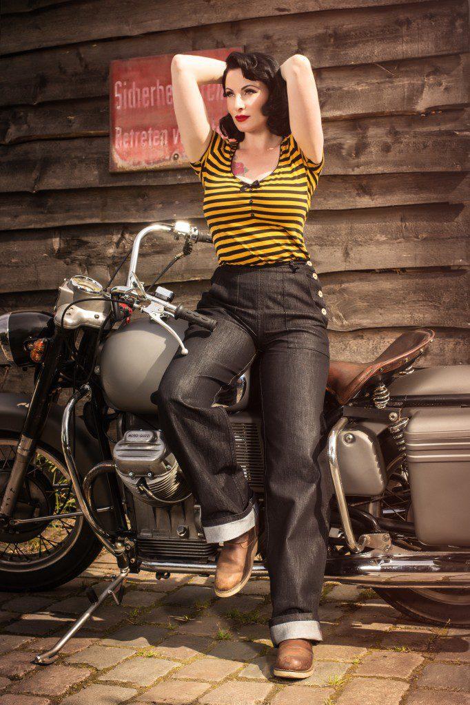 (c) Ava Elderwood - Fotoshooting für Rumble59