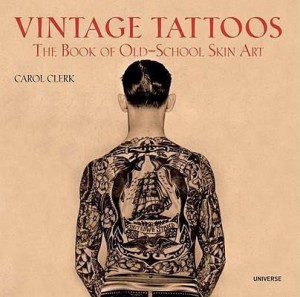 carol clerk, vintage tattoos