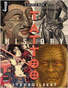steve gilbert, tattoo history
