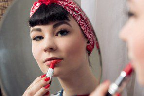Mallo Die Vintage Make-up Titel