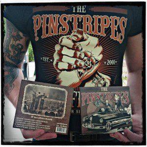 pinstripes CD