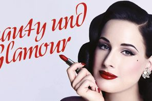 Buchcover Dita von Teese Beauty and Glamour