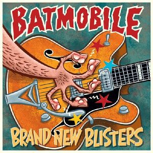 """Cover """"Brand New Blisters"""""""