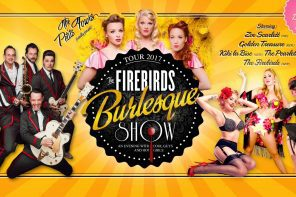 Firedbirds Burlesque Show