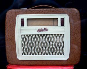 Kofferradio Libelle