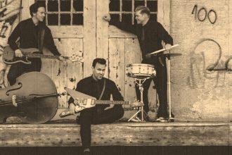 Scotty Bullock Trio