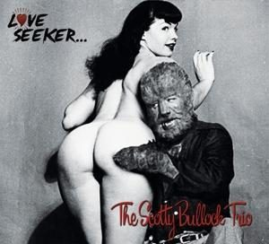 "Albumcover ""Love Seeker"""
