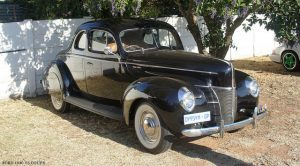 Ford Coupe 1940, beliebt bei Moonshine Runners