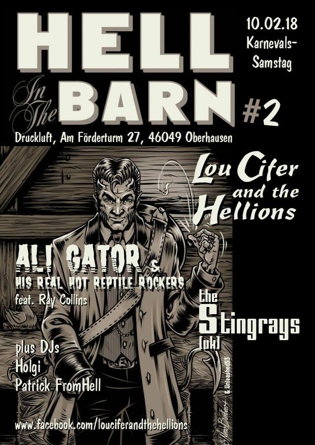 Hell Barn #2