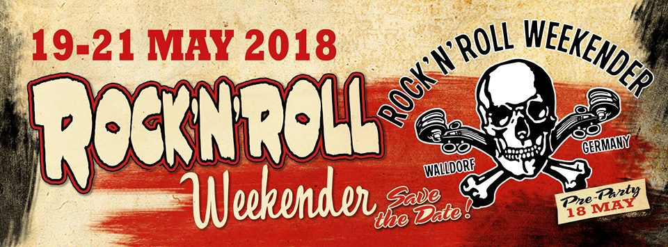 Walldorf Rock'n'Roll Weekender 2018