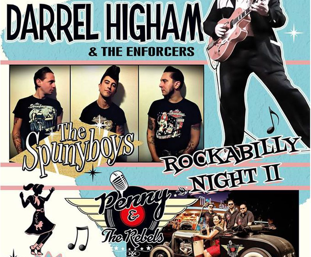 Rockabilly NIGHT II 2018