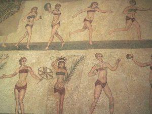 Bikini in der Antike