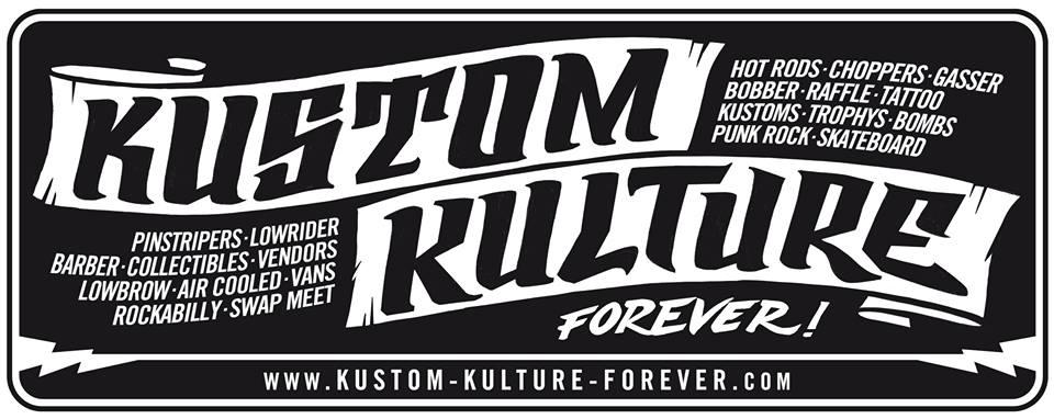 Kustom Kulture Forever 2019
