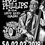 Dave Phillips and the Hot Rod Gang