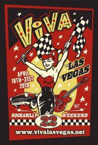 Viva Las Vegas Rockabilly Weekend 2019