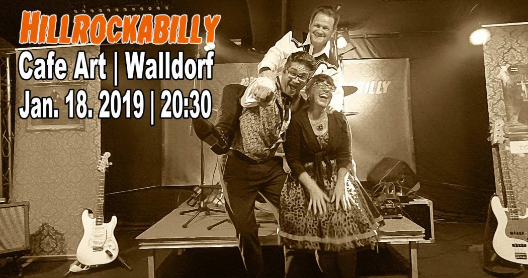 Hillrockabilly im Cafe Art
