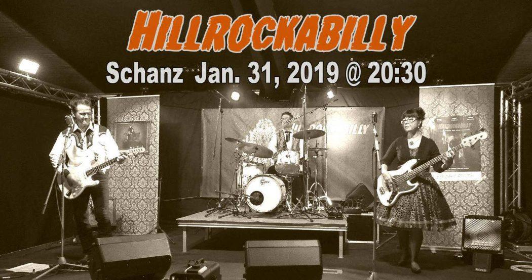 Hillrockabilly in der Schanz, Frankfurt