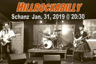 Hillrockabilly in der Schanz, Frankfurt
