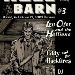 Hell in the Barn Flyer