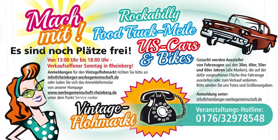 Stadtfest Rheinberg