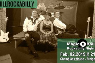 Hillrockabilly at Champions House