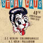 Stray Cats Deutschland Tourposter
