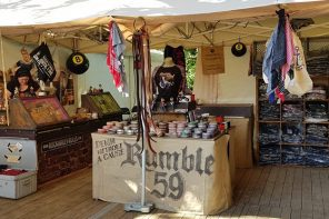 Alle Festivals mit Rumble59 in 2019