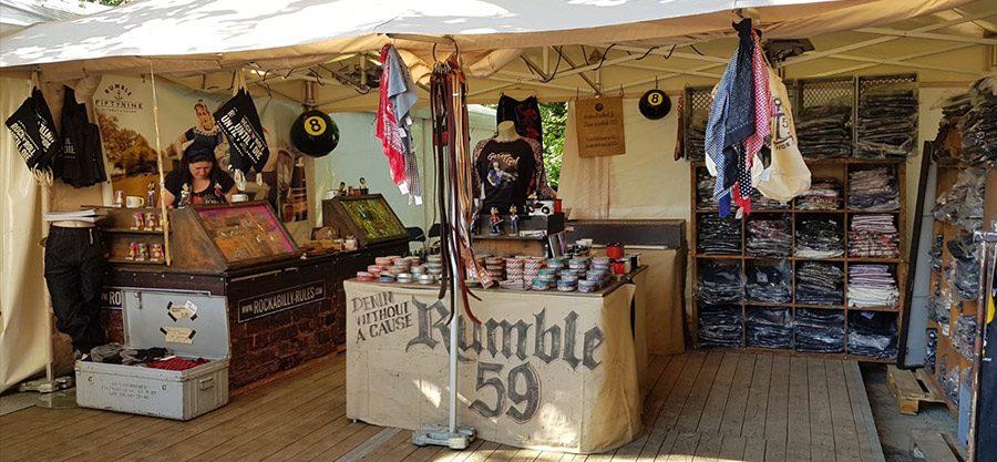 Alle Festivals mit Rumble59 in 2019