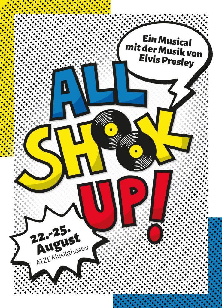 All Shook Up! - Musical