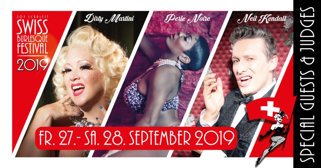 Swiss Burlesque Festival 2019