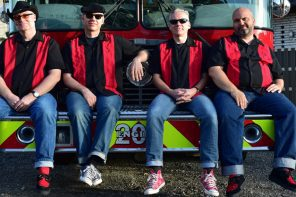 "Album Review: Lenne Brothers Band – ""Rocking Live Around The Fire Station"""