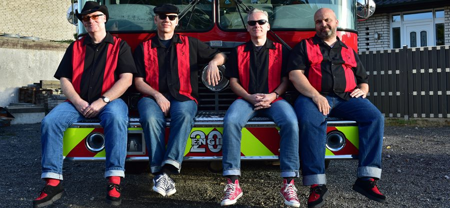 """ALBUM REVIEW: LENNE BROTHERS BAND – """"ROCKING LIVE AROUND THE FIRE STATION"""""""
