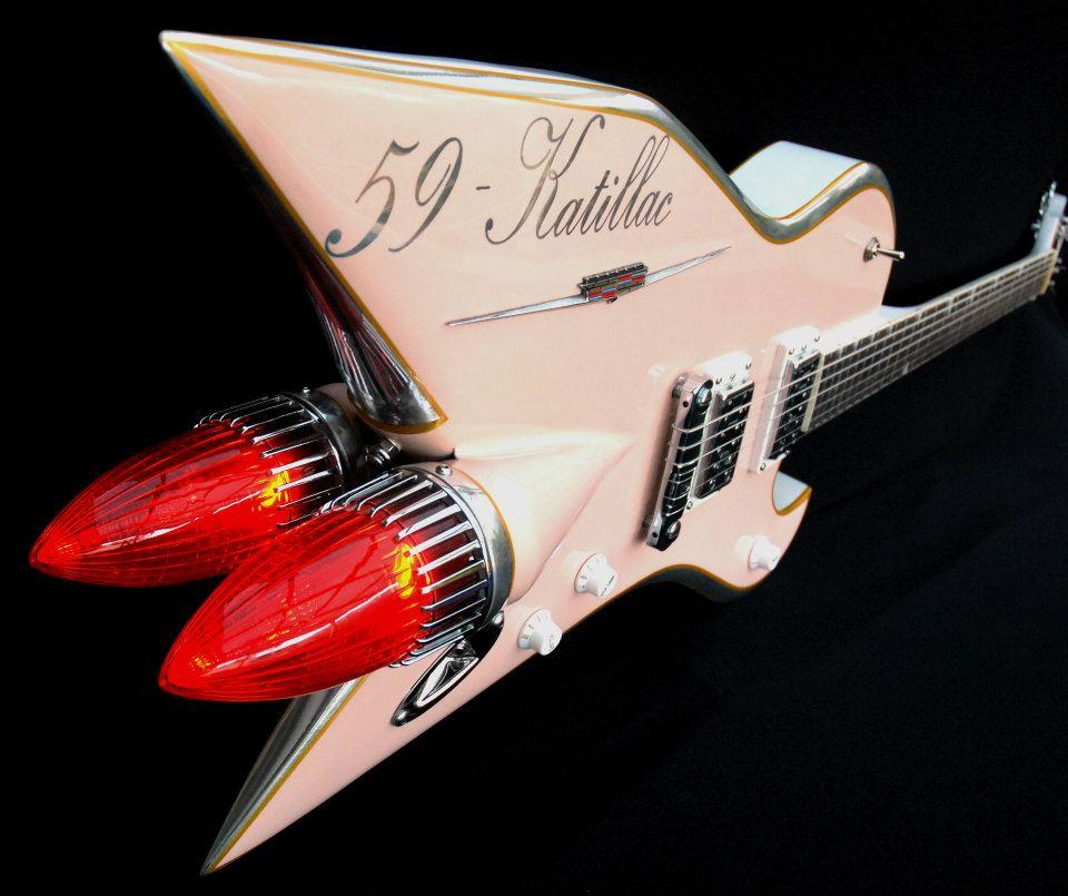 Katillac Gitarre