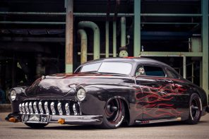Rockabilly Freakout – Kustom Car mit Hot-Rod-Anleihen