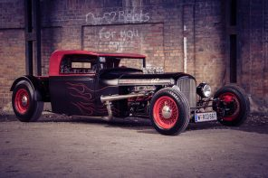 Rockabilly Rod 667 – Hot Rod mit Kustom-Car-Anleihen