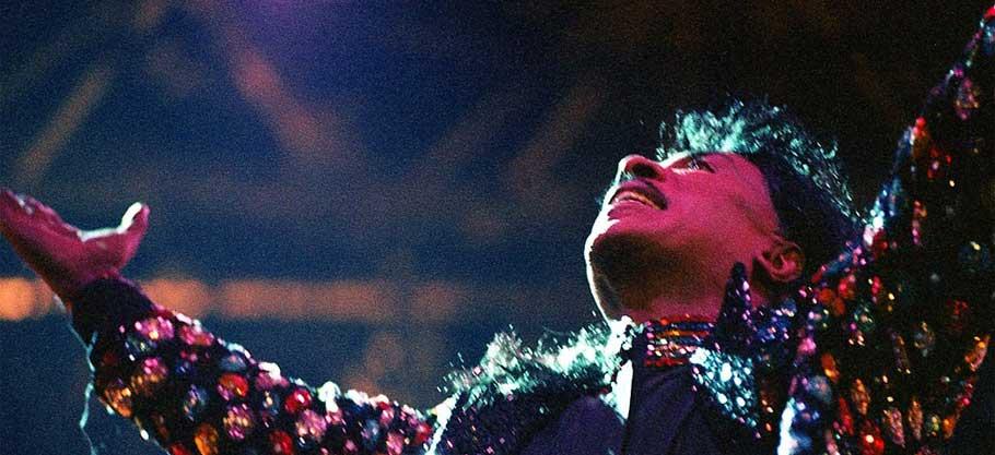 Little Richard im Konzert