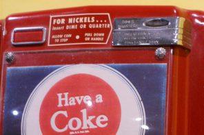 Durstig, aber kein Kleingeld? – Get your Nickels here!