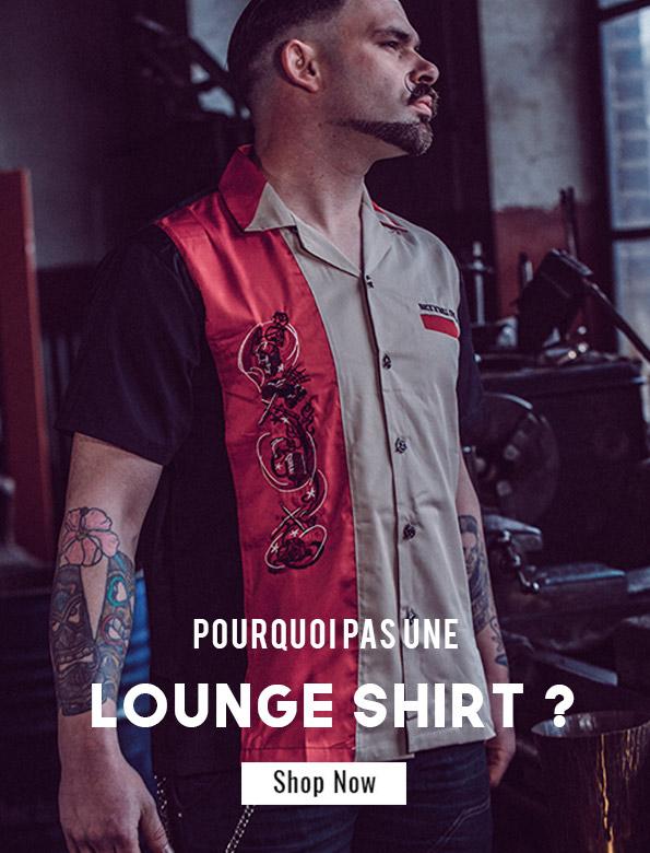 Rockabilly Loungeshirts
