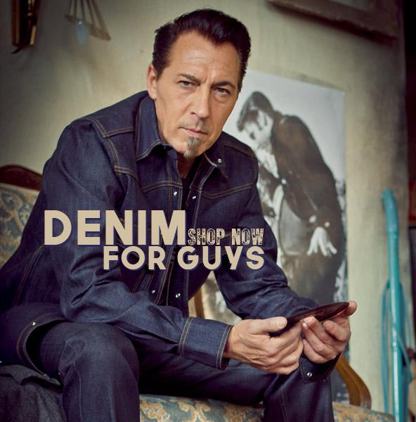 Denim for Guys