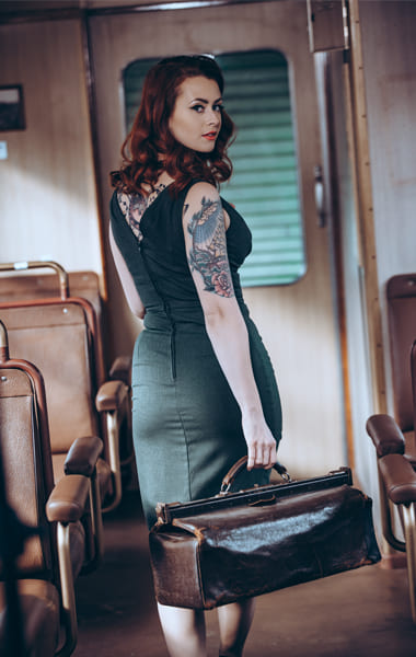 Rockabilly Frauen