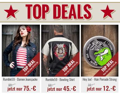 Rockabilly Top Deals